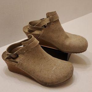 Birkenstock Papillio wedge sandals women's size 8